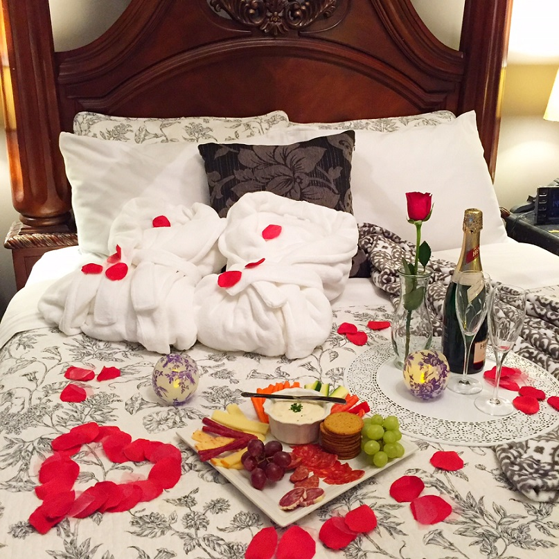 Romantic Hotel Package